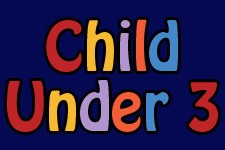 Child under 3 Registration